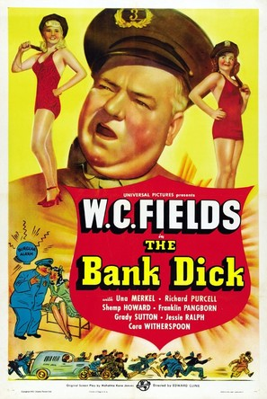 The Bank Dick - Movie Poster (thumbnail)