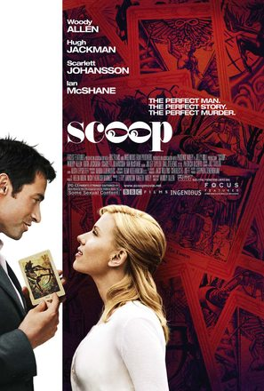 Scoop - Theatrical movie poster (thumbnail)