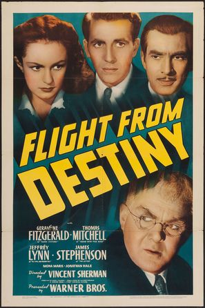 Flight from Destiny - Movie Poster (thumbnail)