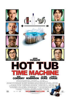 Hot Tub Time Machine - Movie Poster (thumbnail)