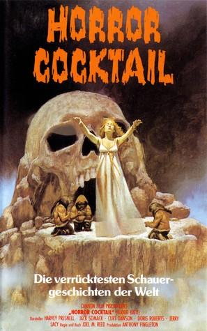 Blood Bath - German VHS cover (thumbnail)