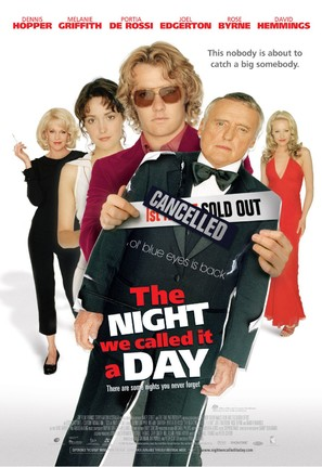 The Night We Called It a Day - poster (thumbnail)