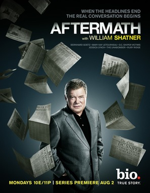 """""""Aftermath with William Shatner"""" - Movie Poster (thumbnail)"""