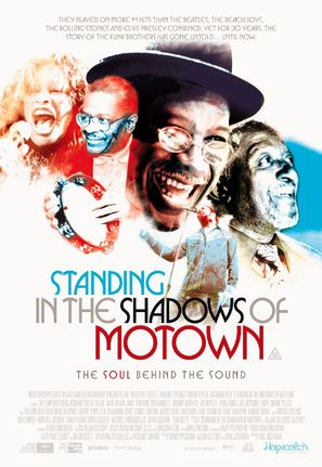 Standing in the Shadows of Motown - Movie Poster (thumbnail)
