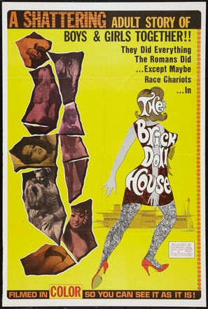 The Brick Dollhouse - Movie Poster (thumbnail)