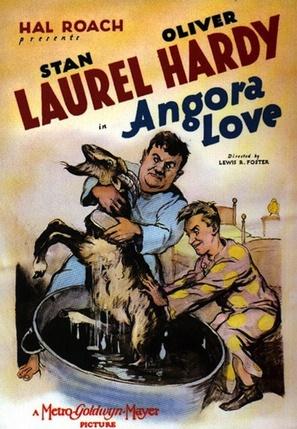 Angora Love - Movie Poster (thumbnail)