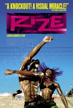 Rize - Movie Poster (thumbnail)