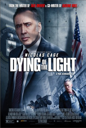 The Dying of the Light - Movie Poster (thumbnail)