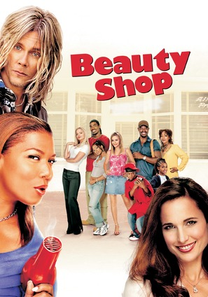 Beauty Shop - Movie Poster (thumbnail)