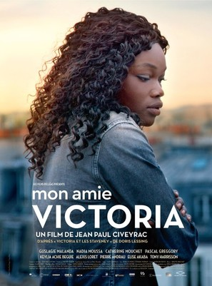 Mon amie Victoria - French Movie Poster (thumbnail)