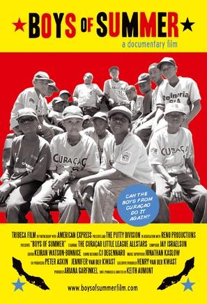 Boys of Summer - Movie Poster (thumbnail)