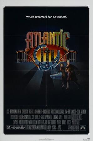 Atlantic City - Movie Poster (thumbnail)