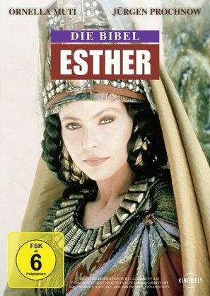 Esther - German DVD cover (thumbnail)