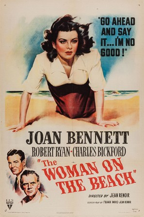 The Woman on the Beach - Movie Poster (thumbnail)