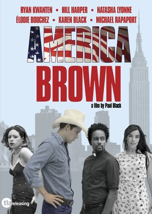 America Brown - Movie Cover (thumbnail)