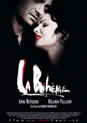La Bohème - German Movie Poster (thumbnail)