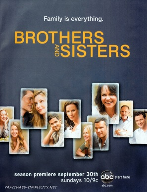 """Brothers & Sisters"" - poster (thumbnail)"