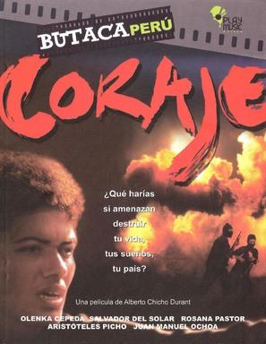 Coraje - Spanish Movie Cover (thumbnail)
