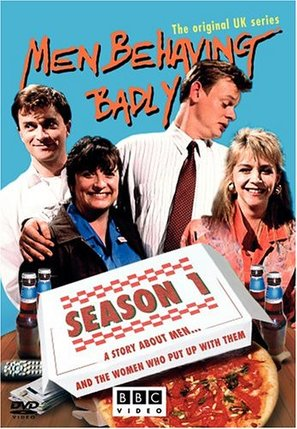 """Men Behaving Badly"" - British DVD movie cover (thumbnail)"