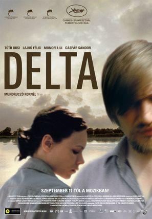 Delta - Hungarian Movie Poster (thumbnail)