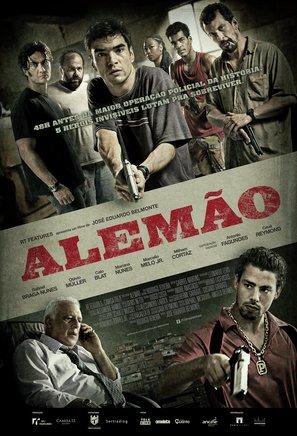Alemão - Brazilian Movie Poster (thumbnail)