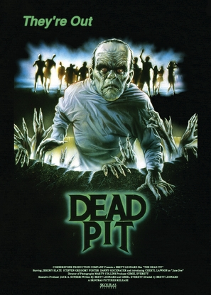 The Dead Pit - Movie Poster (thumbnail)