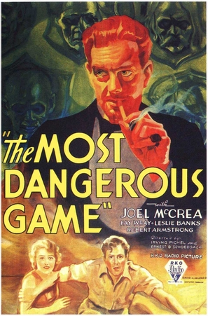 The Dangerous Game - Movie Poster (thumbnail)