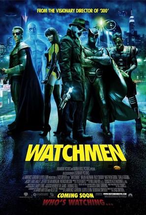 Watchmen - Movie Poster (thumbnail)