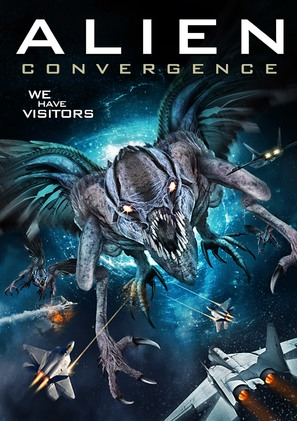 Alien Convergence - Movie Poster (thumbnail)