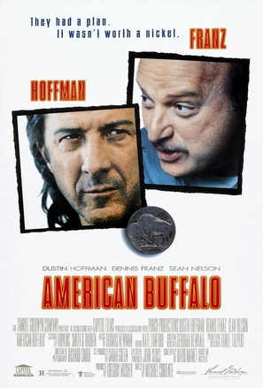 American Buffalo - Movie Poster (thumbnail)