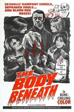 The Body Beneath - Movie Poster (thumbnail)