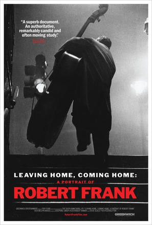 Leaving Home, Coming Home: A Portrait of Robert Frank - Movie Poster (thumbnail)