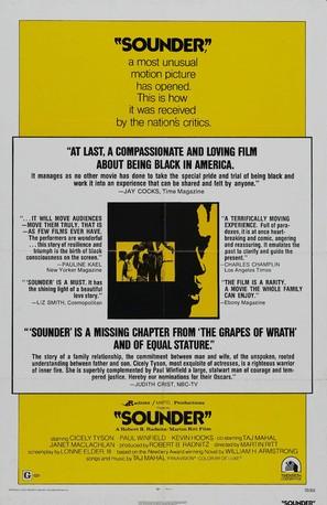 Sounder - Movie Poster (thumbnail)