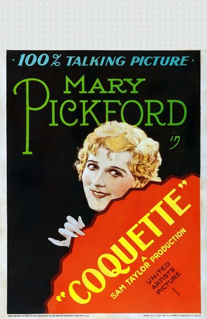 Coquette - Movie Poster (thumbnail)