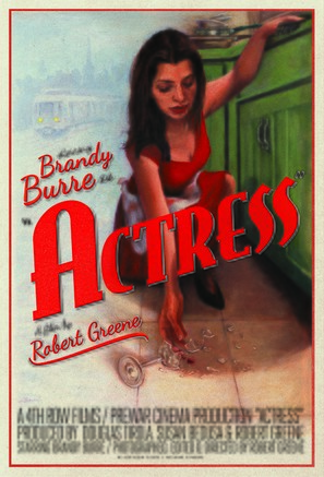 Actress - Movie Poster (thumbnail)