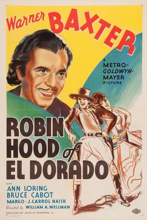The Robin Hood of El Dorado