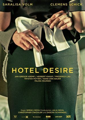 Hotel Desire - German Movie Poster (thumbnail)