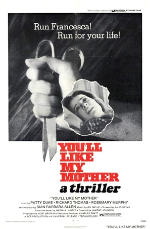 You'll Like My Mother - Movie Poster (thumbnail)