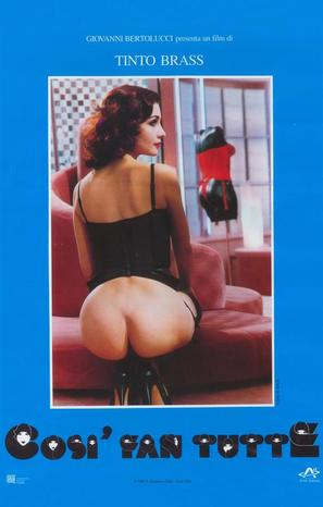 Così fan tutte - Italian Movie Poster (thumbnail)