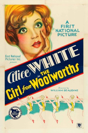 The Girl from Woolworth's - Movie Poster (thumbnail)