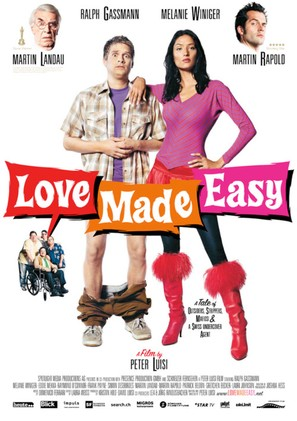 Love Made Easy - Swiss poster (thumbnail)