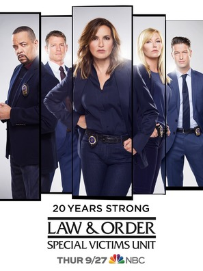 """Law & Order: Special Victims Unit"" - Movie Poster (thumbnail)"