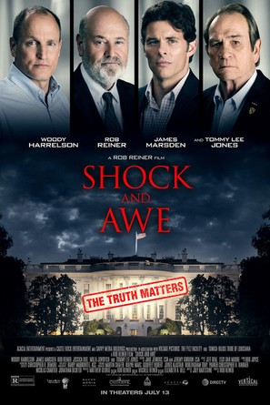 Shock and Awe - Movie Poster (thumbnail)