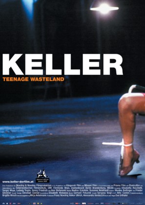 Keller - German Movie Poster (thumbnail)