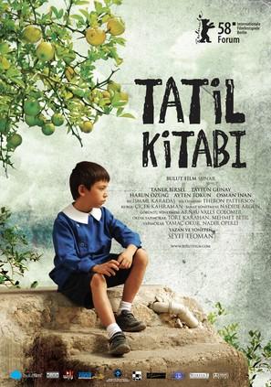 Tatil kitabi - Turkish Movie Poster (thumbnail)