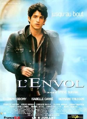 L'envol - French Movie Poster (thumbnail)