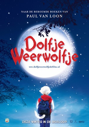 Dolfje Weerwolfje - Dutch Movie Poster (thumbnail)