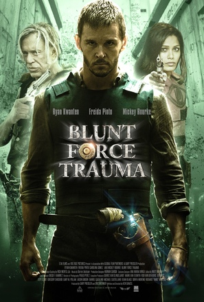 The Effects of Blunt Force Trauma - Movie Poster (thumbnail)
