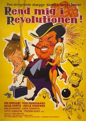Rend mig i revolutionen