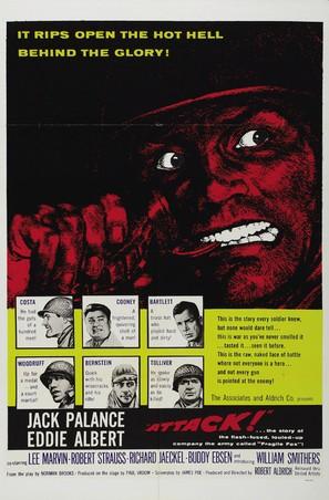 Attack - Movie Poster (thumbnail)